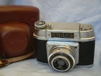 ' 6-4 ' Halina 6-4 Cased Vintage Camera £9.99